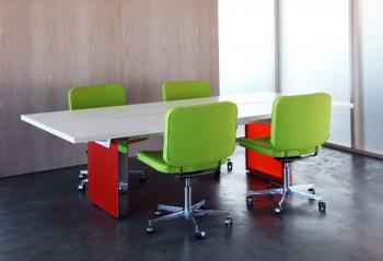 Table de réunion Intensive 4 à 6 personnes