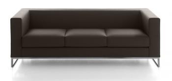 Canapé cuir 3 places Klasse