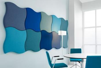 Cloisons murales acoustiques OCEAN