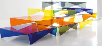 Table Basse Plexiglass Voilà