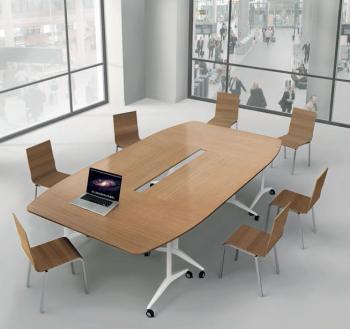 Tables de Réunion Rabattables TR3