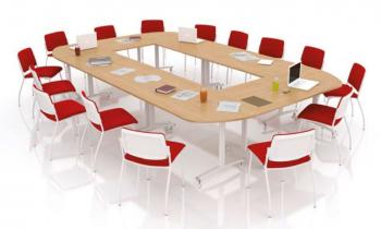Tables Rabattables 14 Personnes