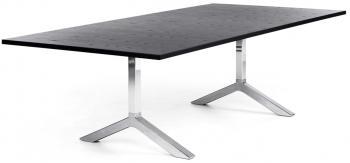 Table Basse Frêne Alu poli Funk