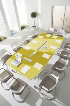 Tables de Réunion Tang'up Rabattables