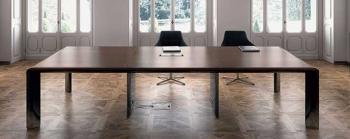 Table de Conférence Bois Solo Design 360