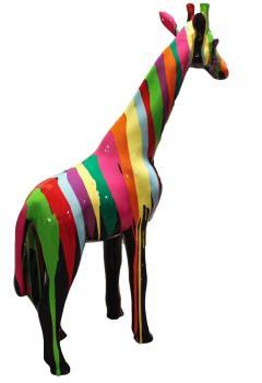 Girafe Multicolores 112