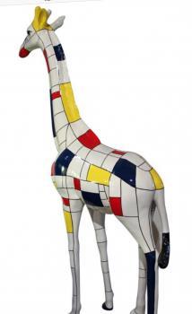 Girafe 210 Esprit Mondrian