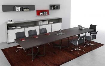 Table de Conférence Ibis Cuir