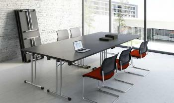 Ensemble de 4 Tables Pliantes Doly