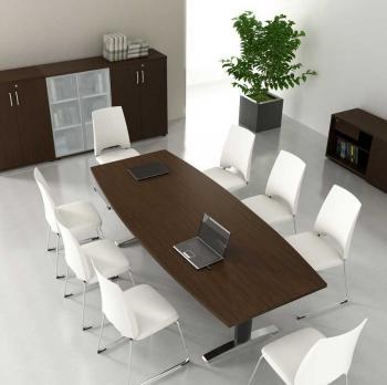 Table de Réunion Master Réglable en Hauteur