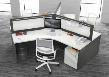 Call centers et open space mobilier de bureau entrée principale;