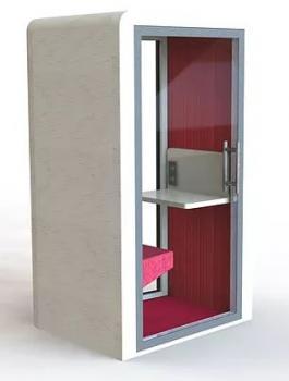 Cabine Acoustique Individuelle Seat Box