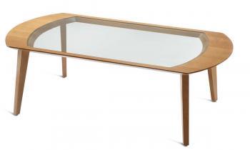 Table Basse Jones Dessus Verre