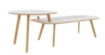 Tables Coworking 2 niveaux R15