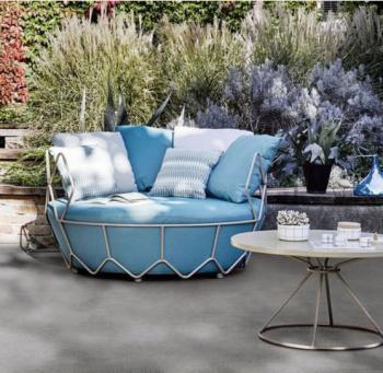 Sofa Acier Gravit