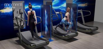 Cloisons en Polycarbonate pour Salles de Fitness