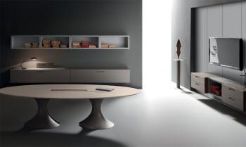 Table Design OLA Laquée Mat