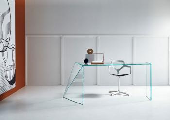 Table Tonelli en Verre Penrose Desk