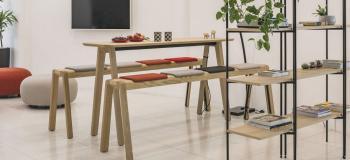 Ensemble Bancs et Table Haute E-quo