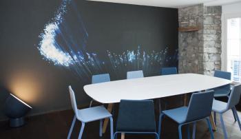 True Design Table de Réunion Wing Laminé 220