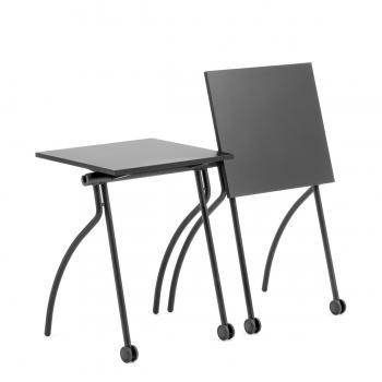 Table à Plateau Rabattable 1 Personne
