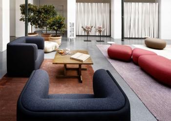 Fauteuil Lounge Sho