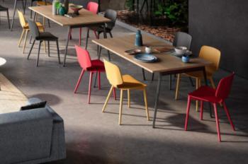 Ensemble Table et Chaises Bois Code