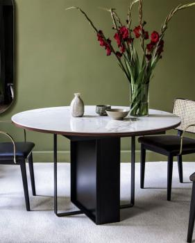 Table à Rallonges Felice Statuario