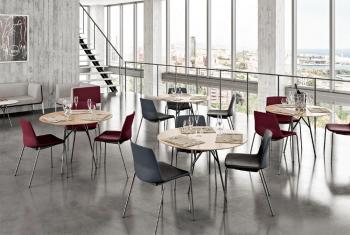 Ensemble 1 Table et 3 Chaises Clue