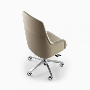 Fauteuil CUORE Forma 5 Cuir