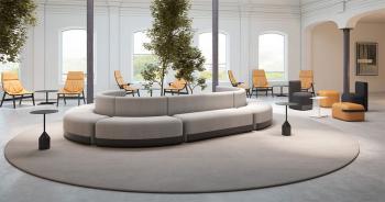 Ensemble SEASON Sofa Convexe