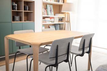Table Bois SILU 140